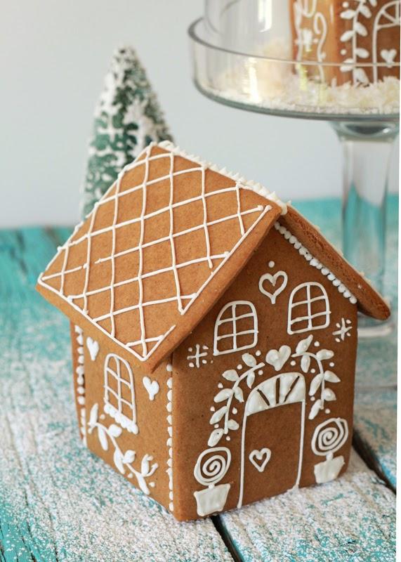 recipe: small gingerbread house recipe [29]