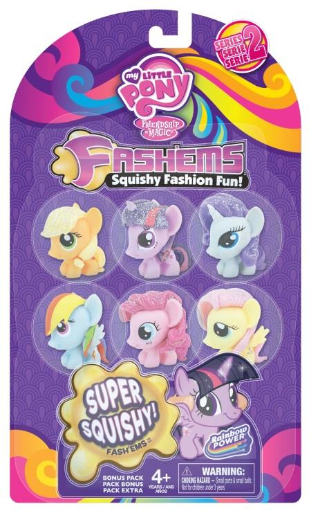 MLP Fashems Series 2 6-Pack Value Pack