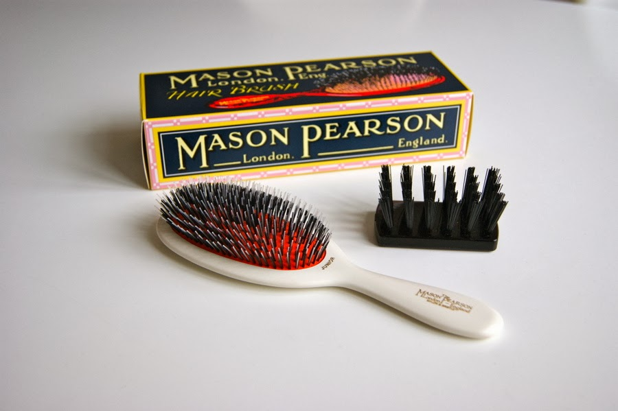 mason pearson hårbørste