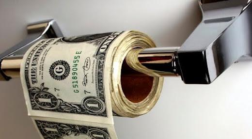 Una sociedad sin dinero en efectivo puede estar a la vuelta de la esquina