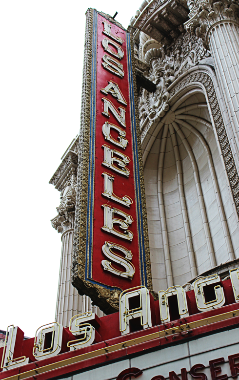 los angeles theatre broadway downtown
