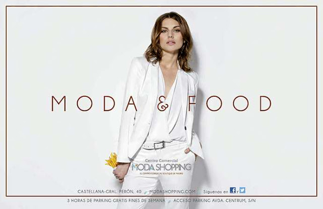 Moda Shopping Moda&Food Esencia Trendy bloggerday blogger shop event luxe marketing style Stylist