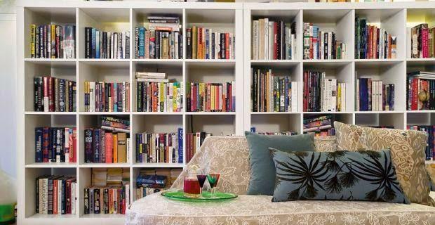 domowa biblioteczka,inspiracje