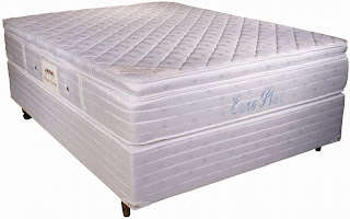 Cama Box Queen Euro Plus Herval