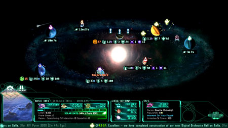 The Last Federation Ver 1 - Screenshot 1