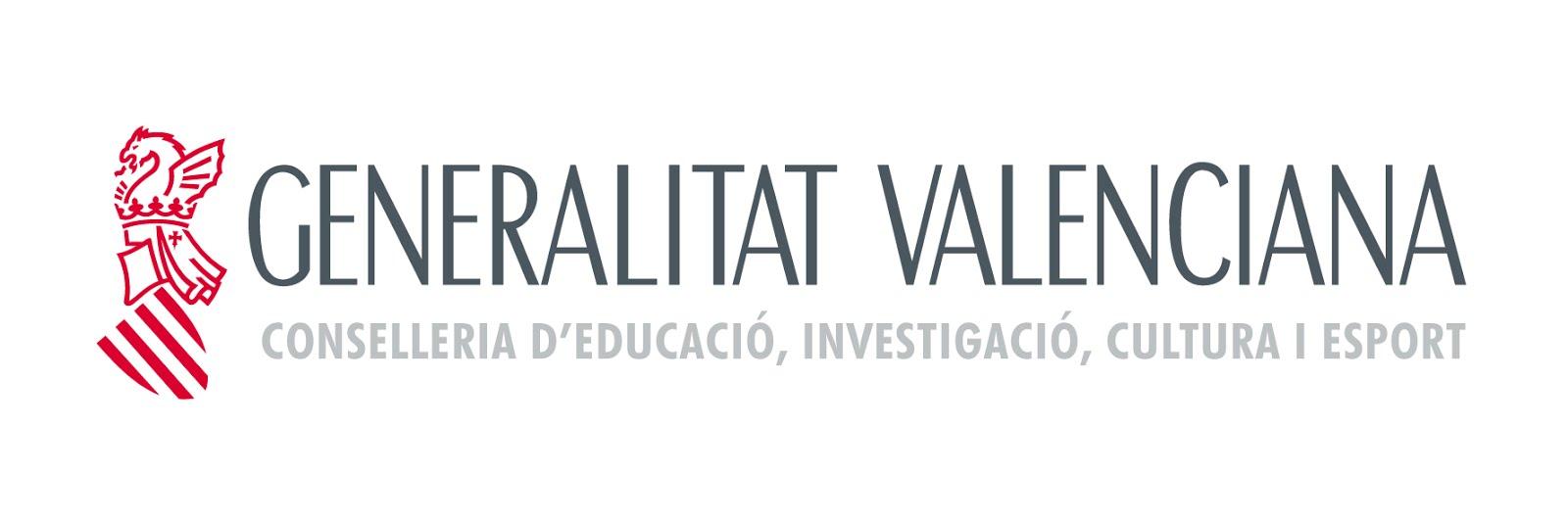 CONSELLERIA EDUCACIÓ