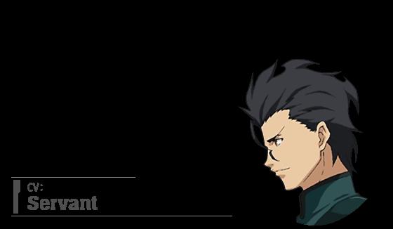 Lancer (CV: Hikaru Midorikawa)