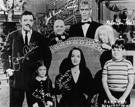 Click On The History Of The Addams Family