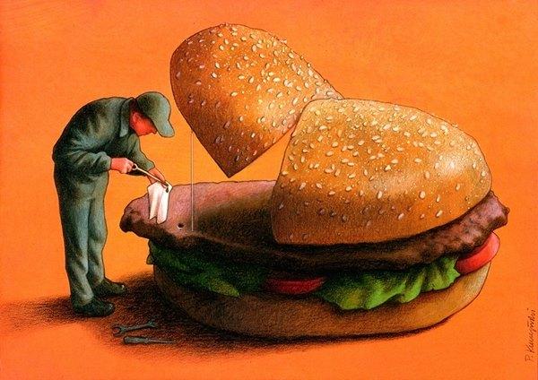 makan yang sudah tidak layak