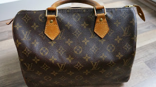 Louis Vuitton original Speedy