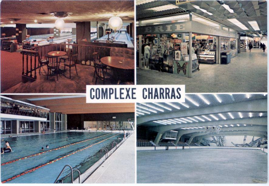 Architectures de cartes postales 1 dimanche 17 avril 2011 - Piscine charras courbevoie ...