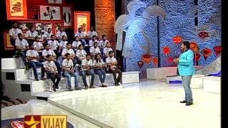 Neeya Naana – 22nd February 2014 | Promo 1,2,3 Vijay Tv