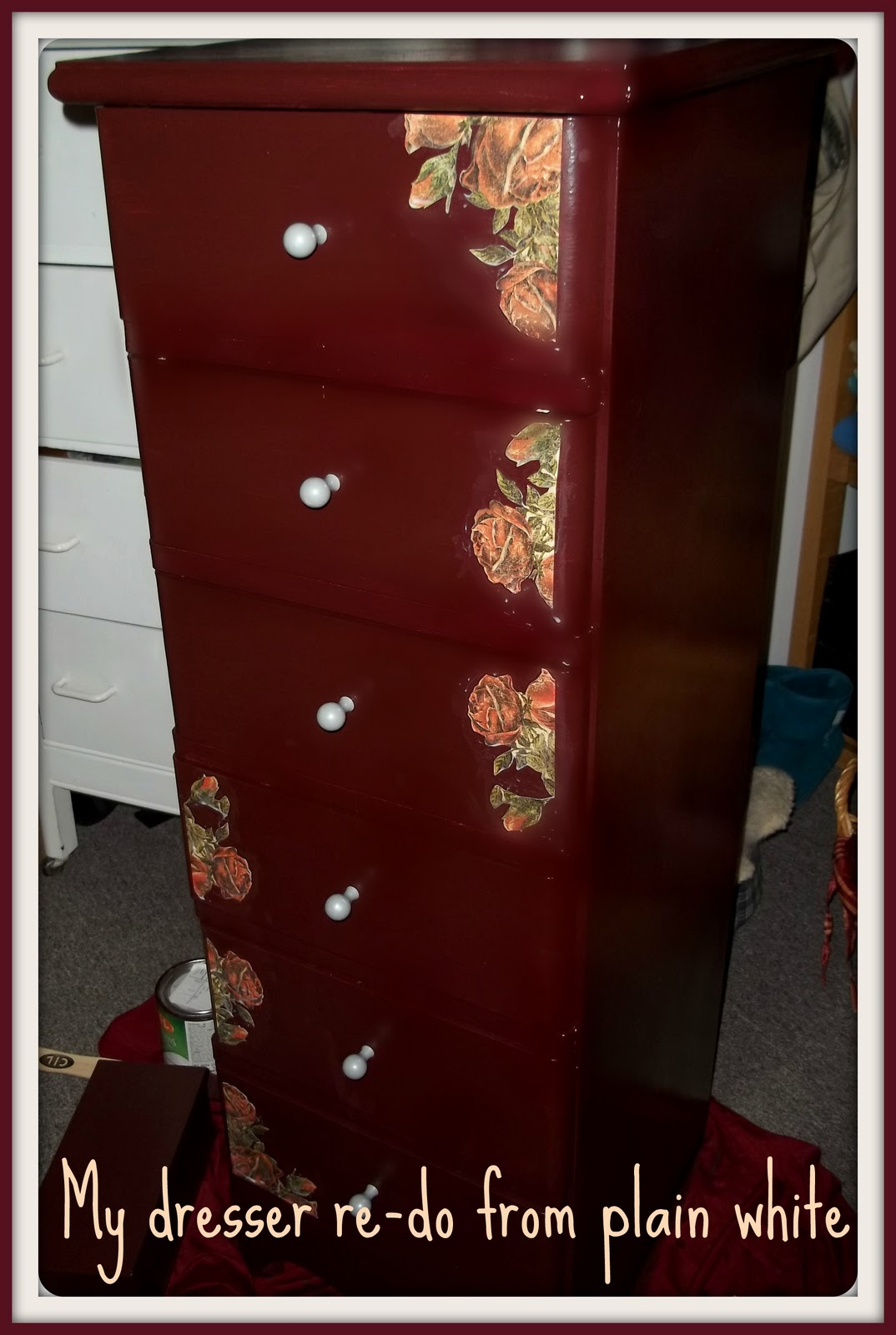 furniture painting ideas dresser re do
