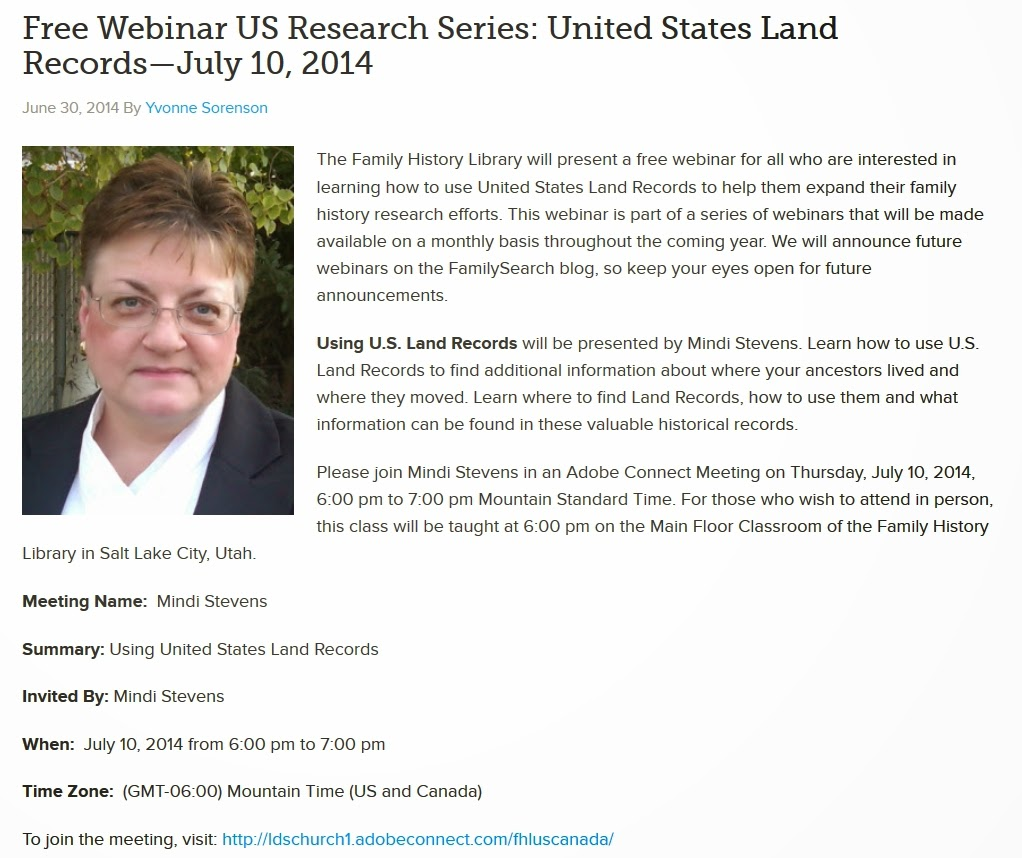 https://familysearch.org/blog/en/free-webinar-research-series-united-states-land-recordsjuly-10-2014/?utm_source=feedburner&utm_medium=feed&utm_campaign=Feed%3A+FamilySearchBlog+%28FamilySearch+Blog%29