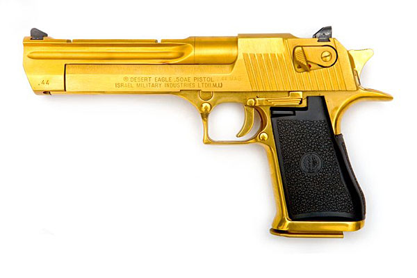 Desert Eagle Golden Edition