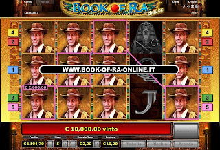 slot machine online book auf ra