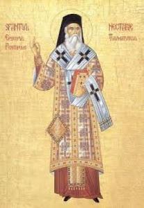 Sfântul Ierarh Nectarie marele făcător de minuni