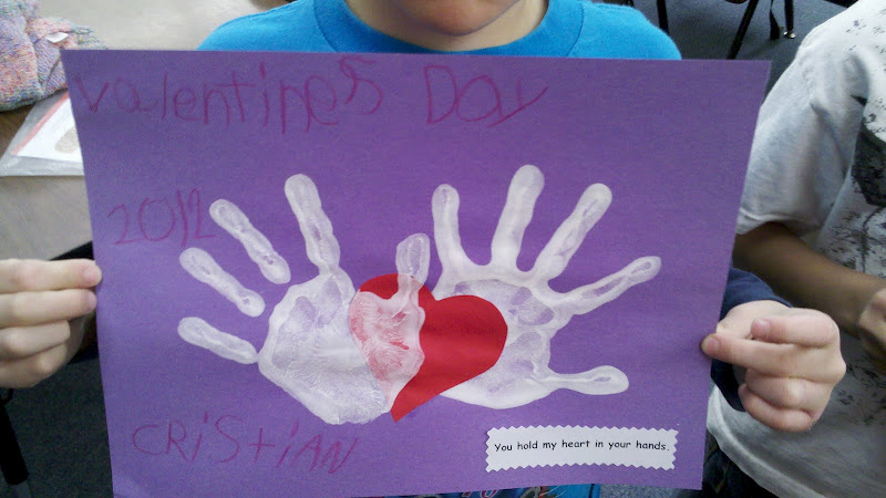 i heart my kinder kids: valentine's day gift for parents, Ideas