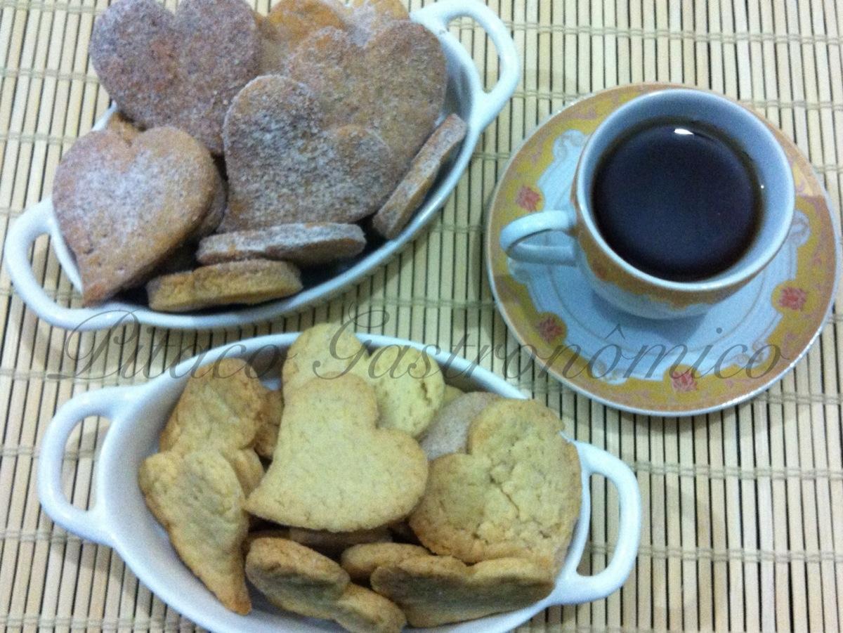 Pitaco Gastronômico: Biscoitinhos de amor e canela