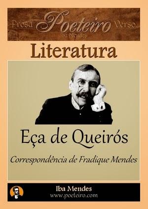 Eca de Queiros - Correspondencia de Fradique Mendes - Iba Mendes