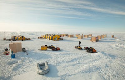 A Visit to an Arctic Ice Station Seen On www.coolpicturegallery.us