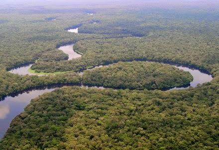Sungai Zaire / Sungai Kongo
