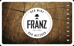 FRANZ CARD