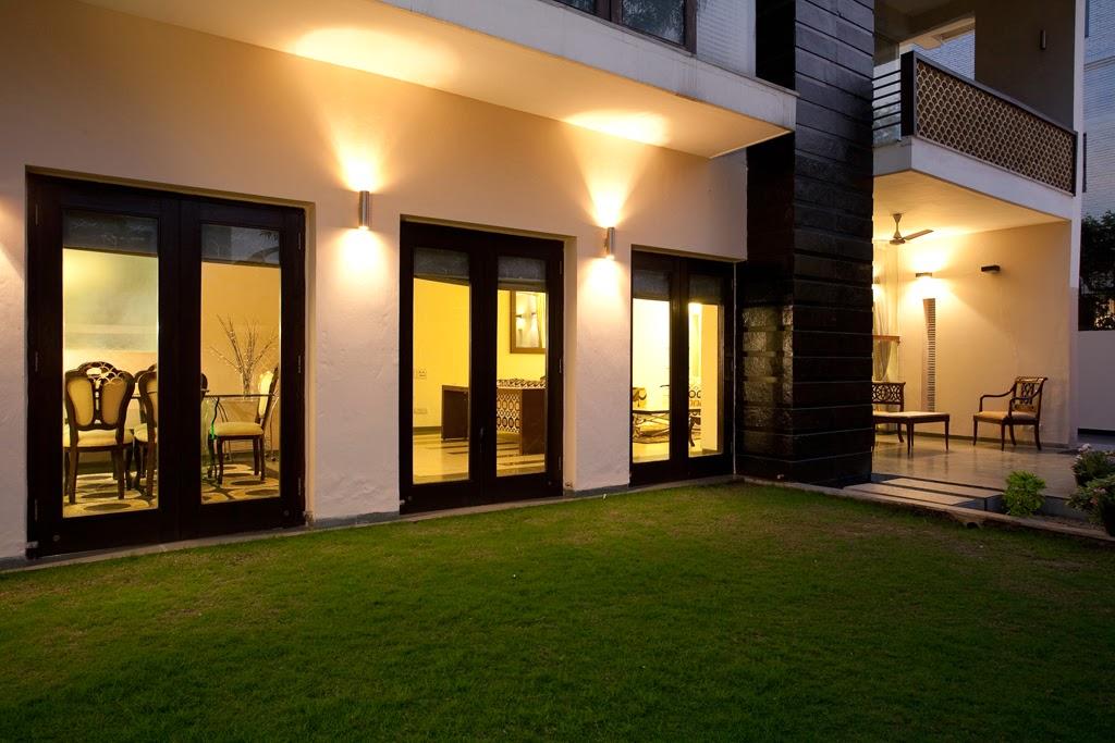 Akda amit khanna design associates november 2013 for Indian home design photos exterior