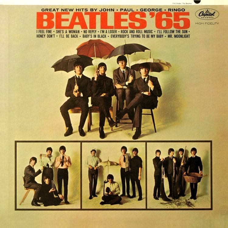 THE BEATLES album double 1962/1966 33 t eBay
