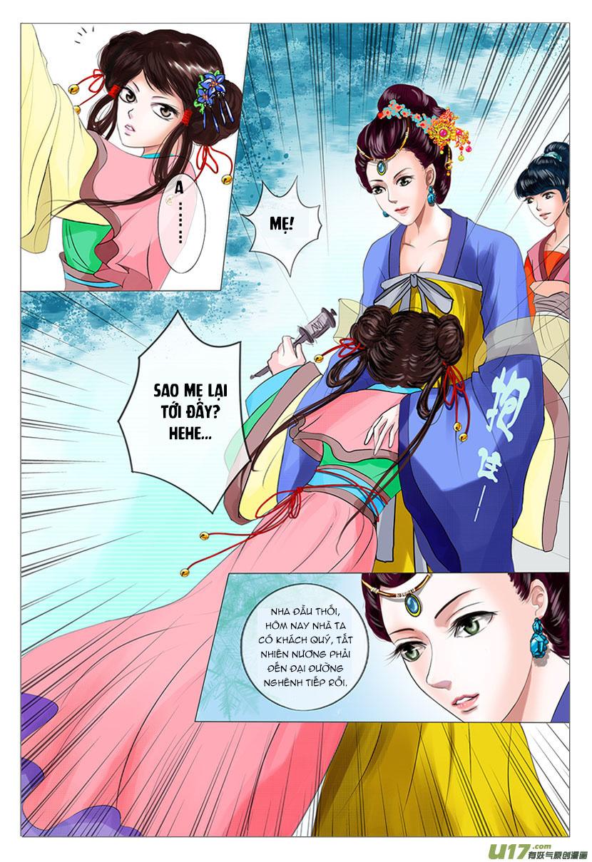 Tam Thiên Nhứ Chap 1 - Next Chap 2