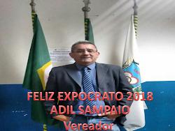 VEREADOR ADIL SAMPAIO