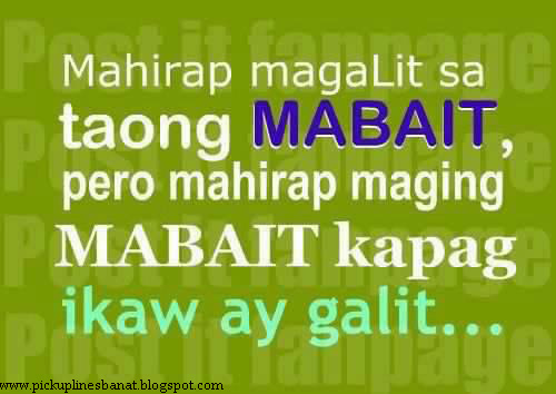 Quotes About Love Tagalog 2014 Kilig Pinoy Pickup Lines | B...