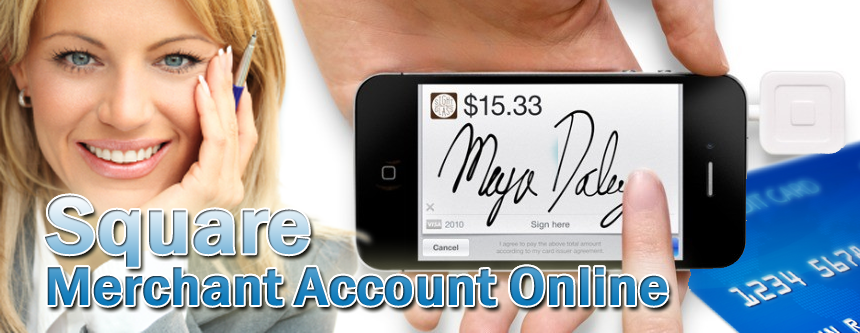 Square Merchant Account Online