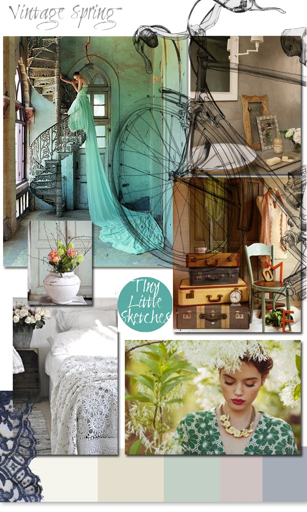 how to make a moodboard for film
