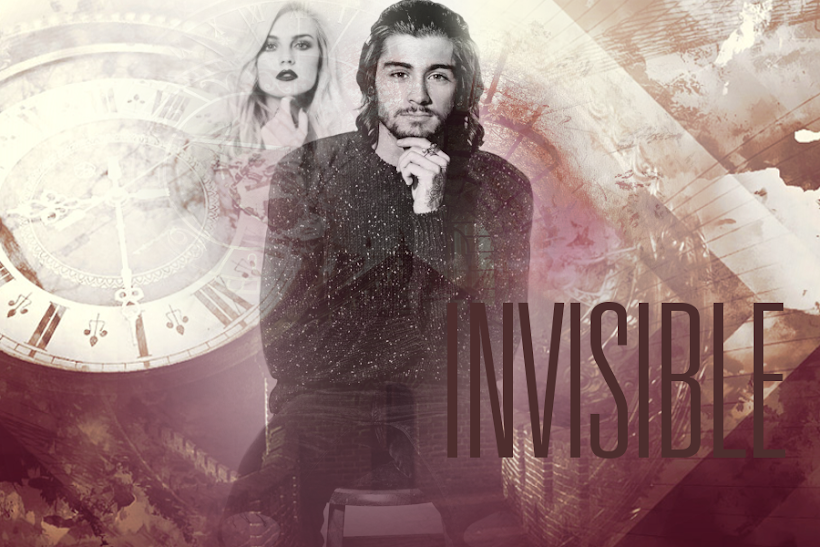 Invisible [Zerrie Fanfiction]