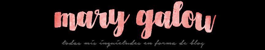 Mary Galou