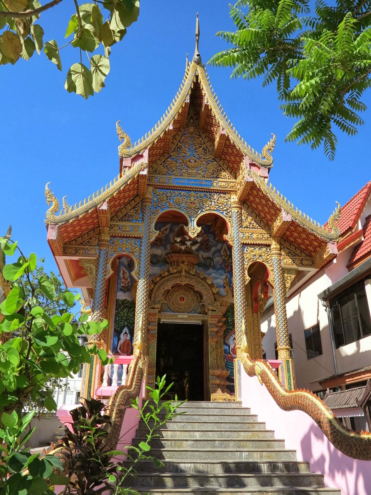 ByHaafner, temple Chiang Mai