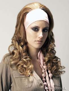 Cool Fashions Hair: Celebrity Headbands Style like 60's Style