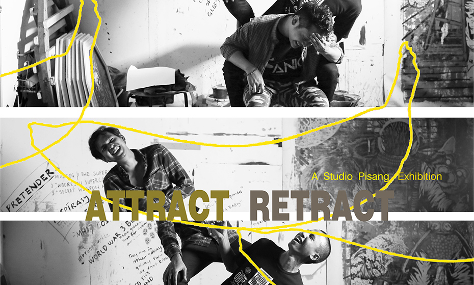 Attract/Retract: A Studio Pisang Exhibition