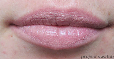 Fergie Daily lip swatch