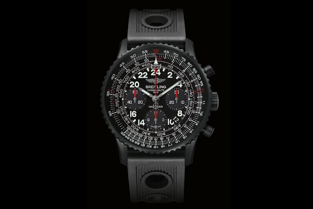 Breitling Navitimer Cosmonaute Blacksteel Watch | Breitling Navitimer Cosmonaute | Breitling Navitimer Cosmonaute Price | Navitimer Cosmonaute |