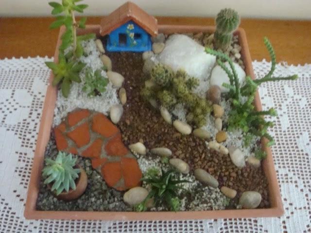 enfeites para jardim japones:Estou me preparando para em novembro participar de uma exposição e