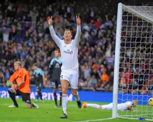 Cristiano ronaldo, real madrid best player, Ballon d'or candidate