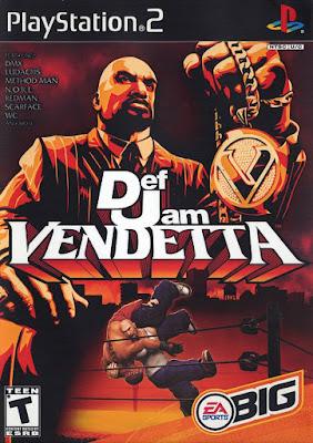 Def Jam Vendetta 2003 PS2 NTSC English