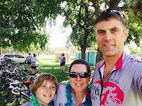 Cancer Awareness Run (2 mi) &  Ride (25 mi) Sept 20, 2014