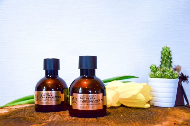 Beauty Review: Spa Of The World - The Polynesian Monoi Radiance Oil