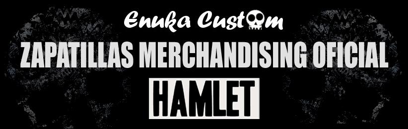 Zapatillas Merchandising Oficial Hamlet