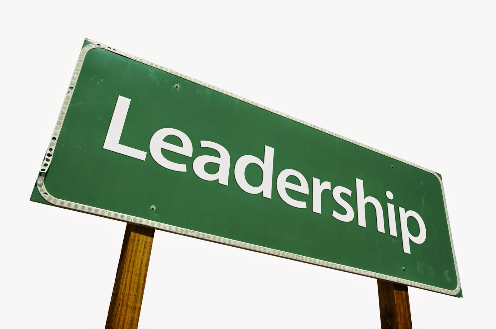 Leadership Promises - Leaders Organize So They Don't Have To Agonize