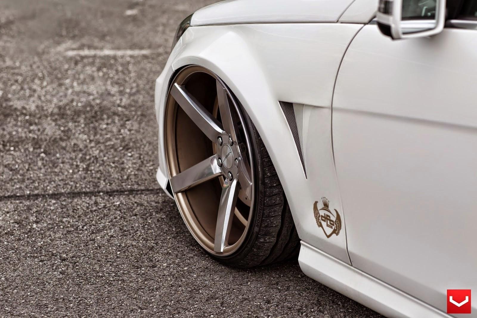 w204 wheels