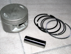 Piston dan Ring Piston